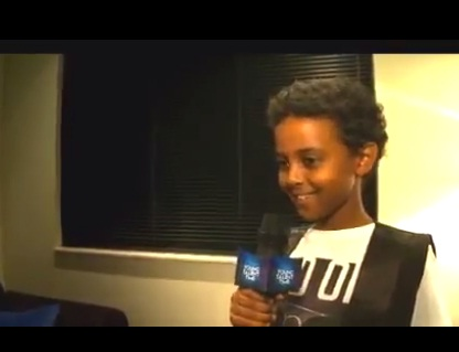 Must SEE! - Big Voice and Big Dream of Amanuael [Ethiopian kid in Australian] Interview