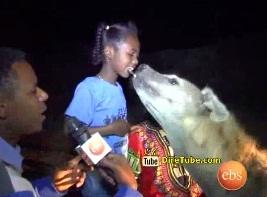 The hyena man of Harar