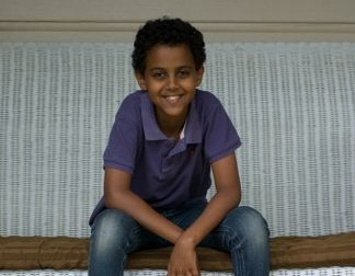 Ethiopian Talent - Young Ethiopian Amanuael Rocks the Stage at Australian Talent Show