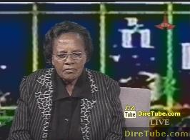 Interview with W/ro Fantaye Awash - Part 1