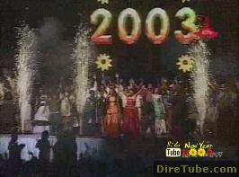 2003 New Year Celebration Memories