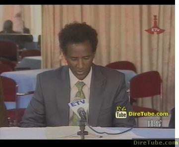 Ethio-Sport - ETV 8PM Sport News - Dec 28, 2010