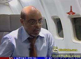 ETV 1PM Full Amharic News - Jan 27, 2012