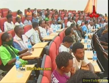 Eritrean Students From Shemelba To Mekele University - Part 1