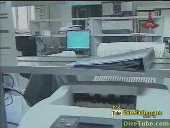 ETV 1PM Full Amharic News - Jan 8, 2010