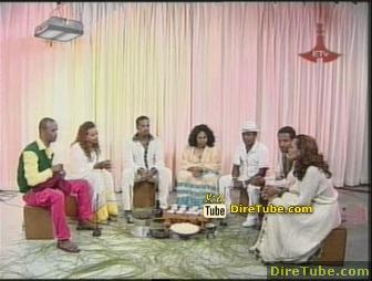 ETV Celebrating Timket with Dancers and Choreographers - Part 1