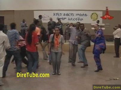 Funnies Live Dance - Hibongo by Police Program Staff