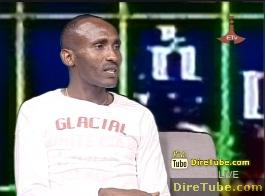Interview with Athlete Assefa Mesgebu - Part 2