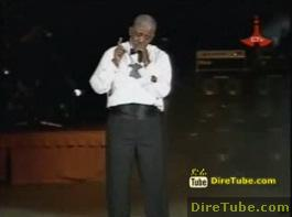 Mohamud Ahmed - KanchiBeker Lela - on Stage