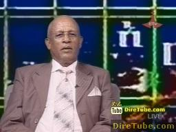 Interview with Shambel Mekonnen Mersha - Part 1
