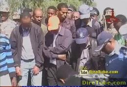 Funeral Held in Dejen City for Ethiopian bus crash victims