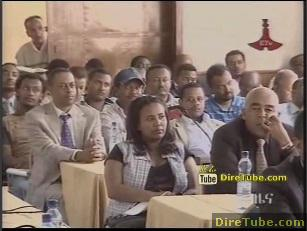 ETV 1PM Full Amharic News - Jan 5, 2010
