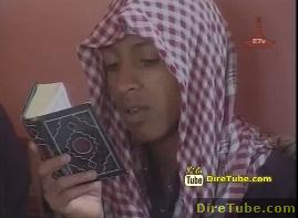 MEDRESA - Quran Studding in Ethiopian Mosque