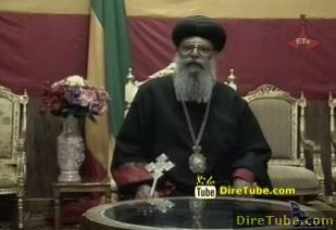 Ethiopian Celebrating Easter in Israel - Part 1