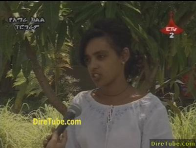 Gemena - Drama - Interview with Gemena Actor Belen Mamo (Saron)