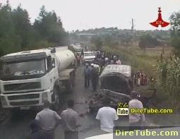 Ethiopian Federal Police News - Dec 13, 2011