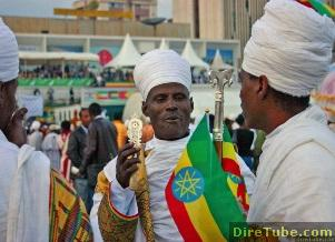 Ethio-Tourism - Ethiopian Finding the True Cross (Meskel) Celebration and Tourist Attraction