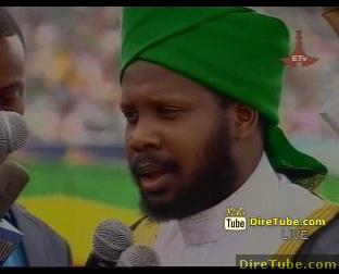 ETV Live! - 1432th Eid Mubarak Celebration from Addis Ababa Stadium - 2
