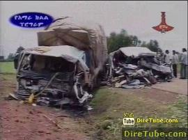 Still Car Accident Needs Attention in Ethiopia