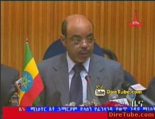 ETV Amharic News - Jan 29, 2011
