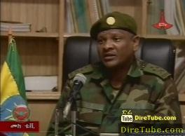 Ethiopian Defense Force on the way of Development