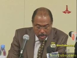 ETV 8PM Full Amharic News - Dec 5, 2011