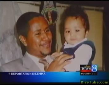 Father of seven to be deported to Ethiopia [MUST SEE]