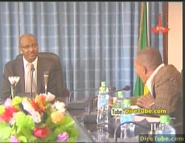 ETV Full Amharic News - Oct 14, 2010
