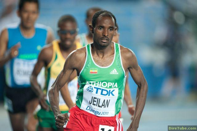 Interview with Athlete Ibrahim Jeilan Gashu