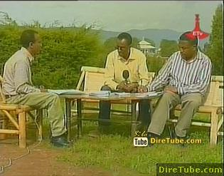 Intense Debate on Panoramic View of Addis Ababa - Part 2