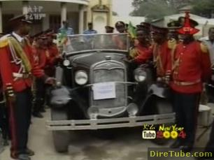 The First Car in Ethiopia is now at the National Museum