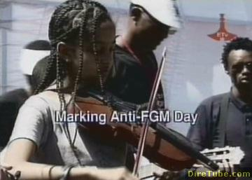 Marking Anti-FGM Day