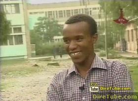 ETV Lewetatoch - Buzayehu Addis's University Experience - Part 2