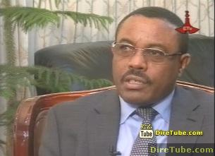 Hailemariam Desalegn - Depty Prime Minister and FM