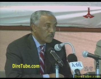 ETV 1PM Amharic News - Nov 30, 2010