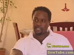 Tewodros Tadesse Social Activity in Hawassa