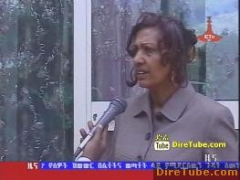 ETV 8PM Full Amharic News - Oct 15, 2011