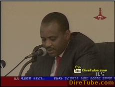 ETV 1PM Full Amharic News - Feb 23,2011