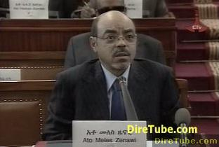 PM Meles Addressing the Parliament on April 05, 2011 - Part 3