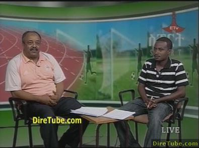 Focus on Haile - Ethio-Sport Talk - Nov 9, 2010