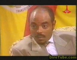 Meles Zenawi During 1985