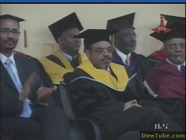 ETV Full Amharic News - Nov 10, 2010