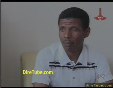 Haile Gebreselassie Upset by the NewYork times Report