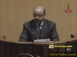 ETV 8PM Full Amharic News - Aug 25,2011