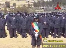 Federal Police - Ethiopian Federal Police News - Jan 16, 2012