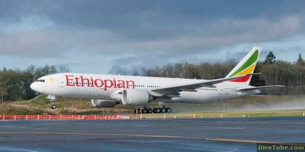 Ethiopian Air Lines - The New Sprite of Africa Connecting Africa
