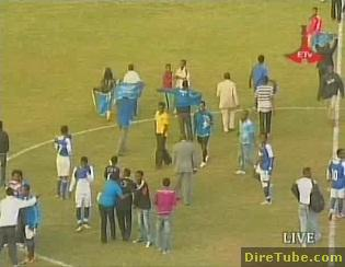 Dedebit 2-0 Tanzanian Young Africa - Full Highlights - Feb 12, 2011