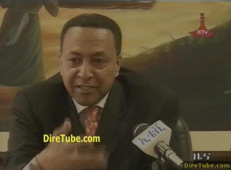 ETV Full Amharic News - Nov 3, 2010