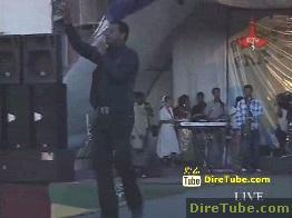 Tadele Gemechu - Performing Live @ Exhibition Center