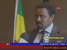 ETV 8PM Full Amharic News - Nov 7, 2011
